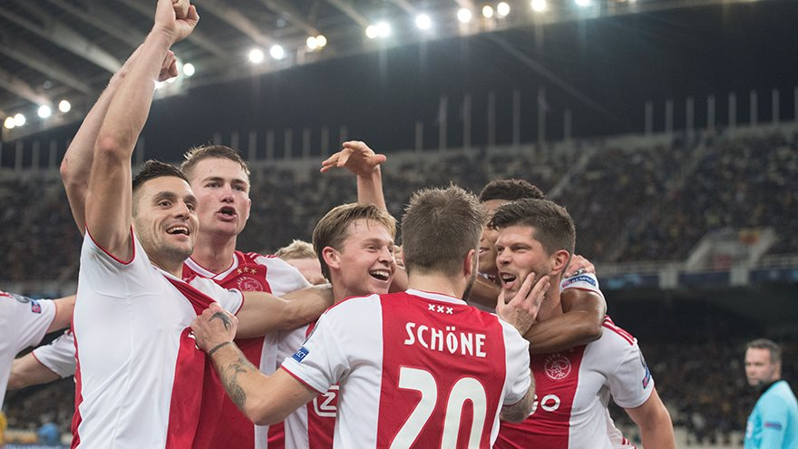 ajax-voor-6e-keer-in-knock-out-fase-champions-league