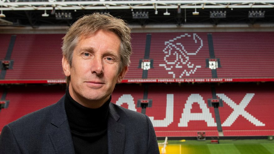 ajax-verlengt-contract-edwin-van-der-sar