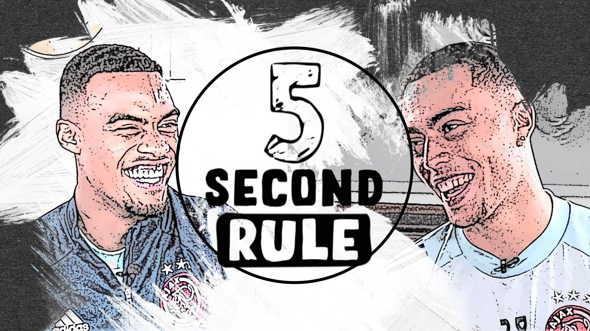 STILL 5 SEC RULE AFL1V2