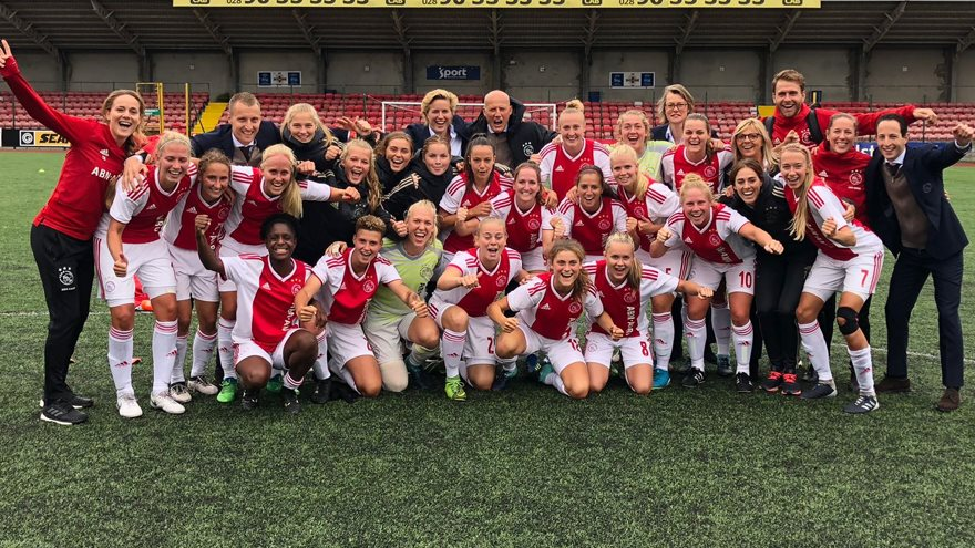 ajax-vrouwen-gaan-champions-league-in