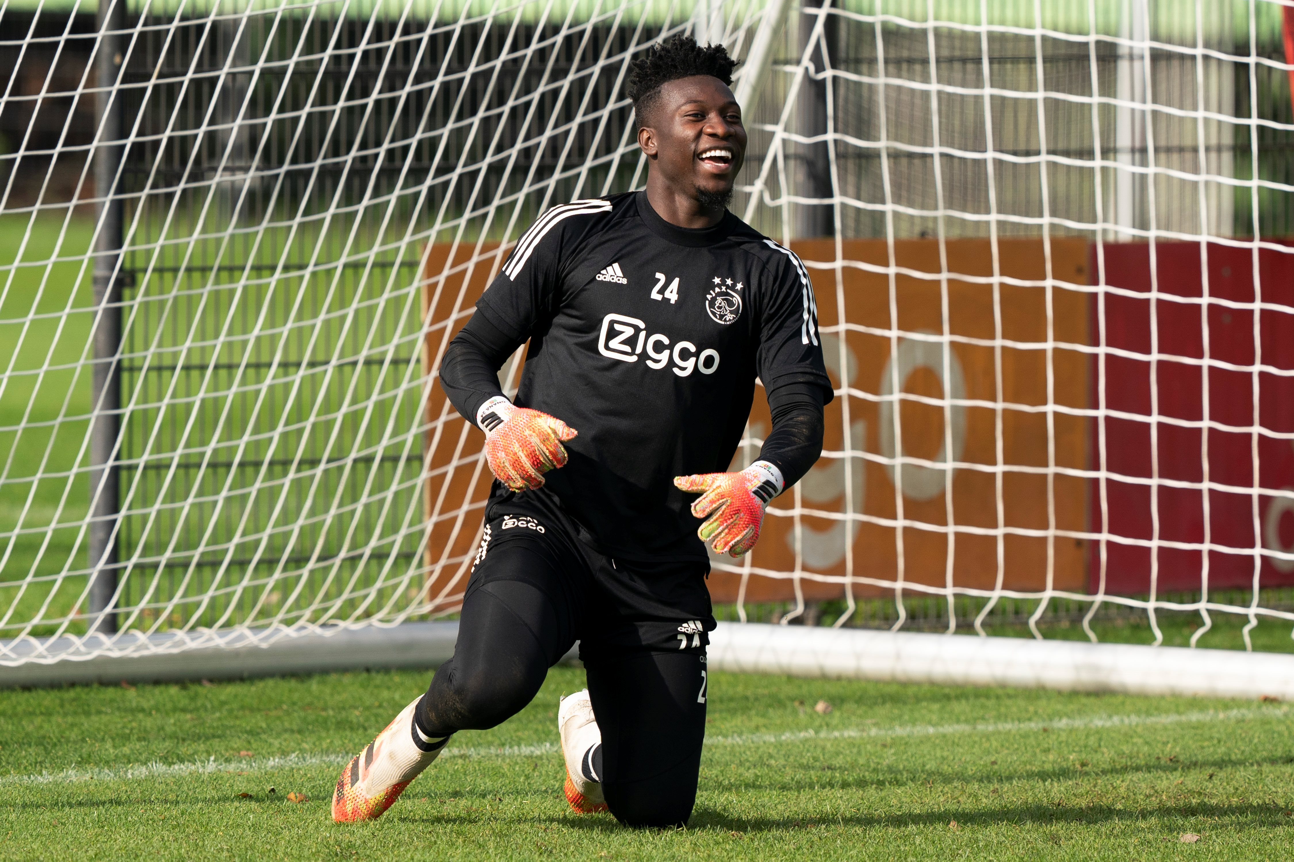 Onana Training Day